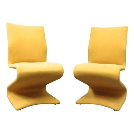 Modern Style S Chairs