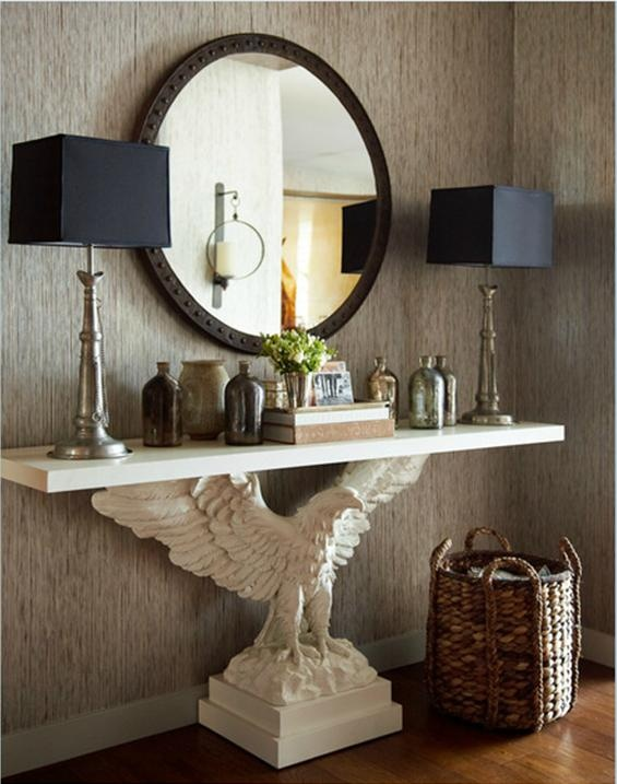 NEW Thom Filicia Eagle Console Table Design Plus Gallery