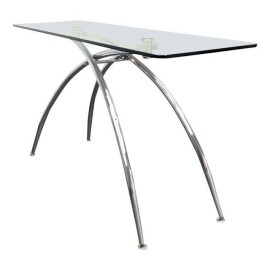 MCM Chrome Table