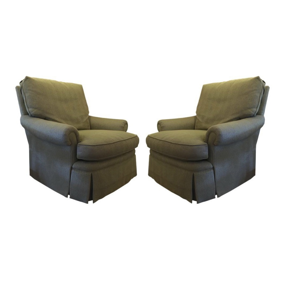 Jessica Charles Upholstered Swivel Han Moore Gliders Retail 2 124 00 Design Plus Gallery