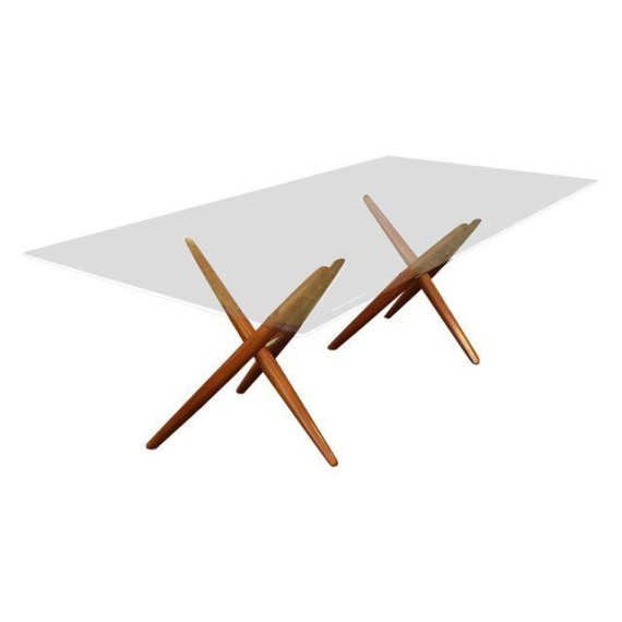 Ligne roset glass dining table design plus gallery for Table yoyo ligne roset