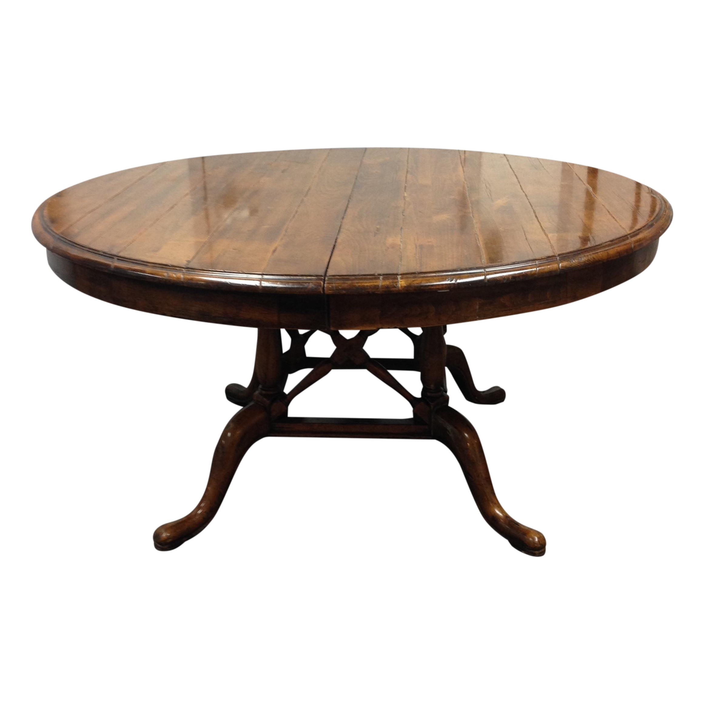 60 inch round dining table leaf