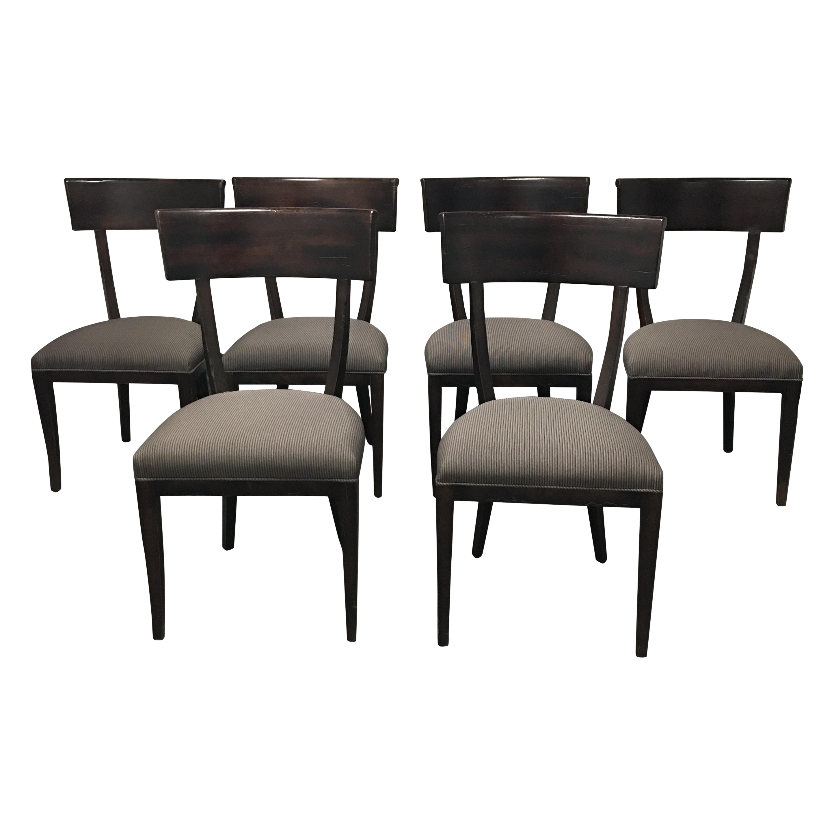 Baker furniture dining chairs design plus gallery for Baker furniture