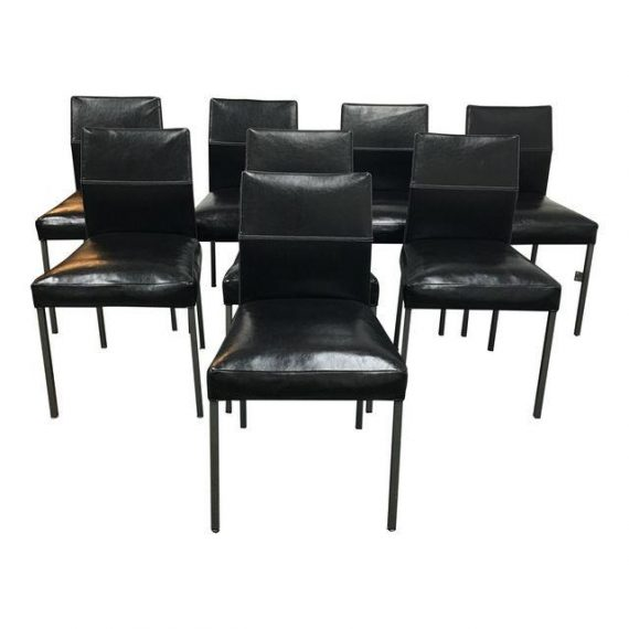 Design Within Reach Antica Chairs – Set Of 8