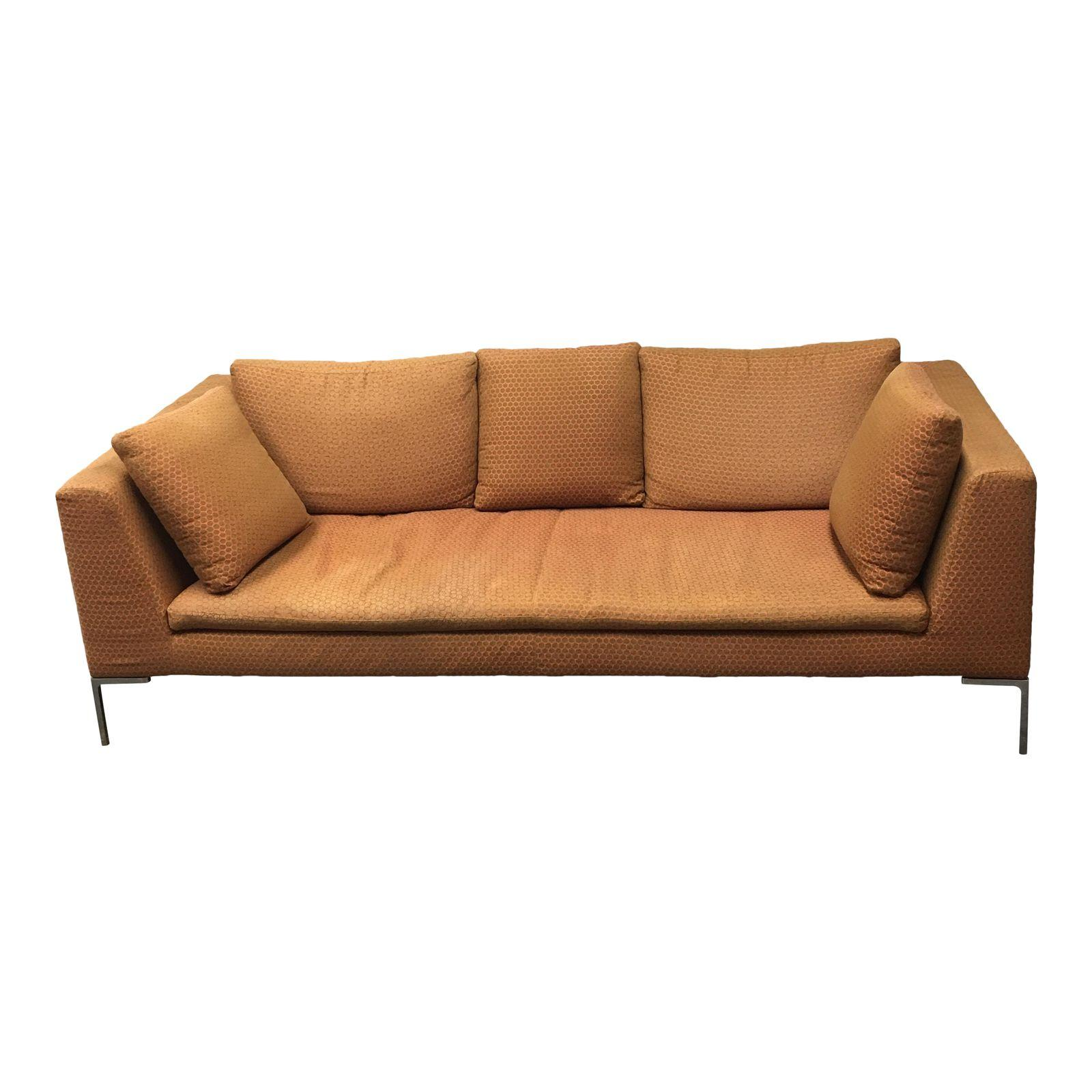 B B Italia Charles Sofa Design Plus Gallery