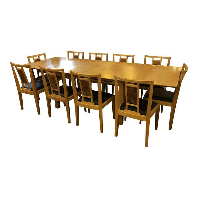 Robert Stangler Argus Dining Table Amp Mccormick Chairs