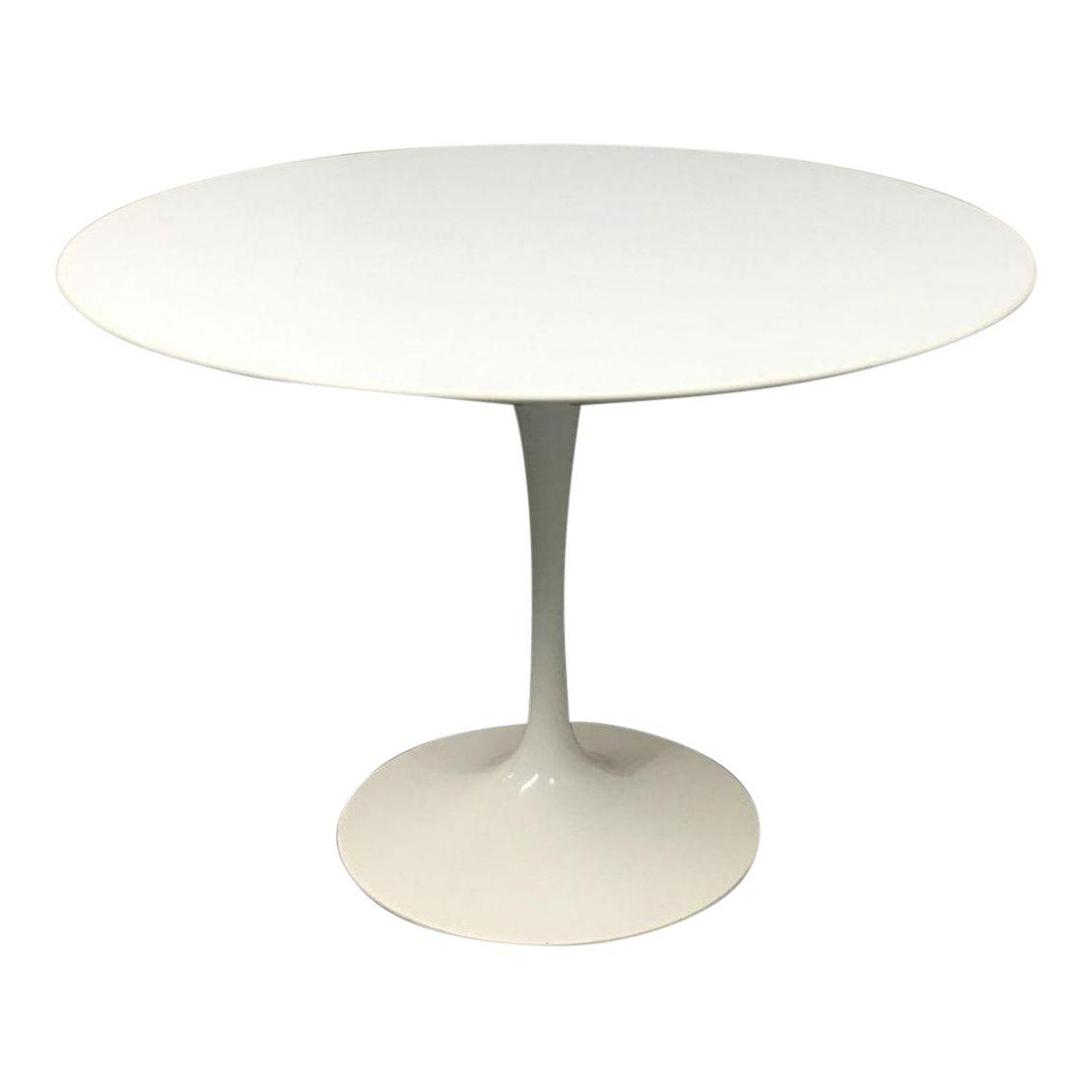 Knoll Saarinen Round Dining Table. Original Price: $2,190.00   Design Plus  Gallery