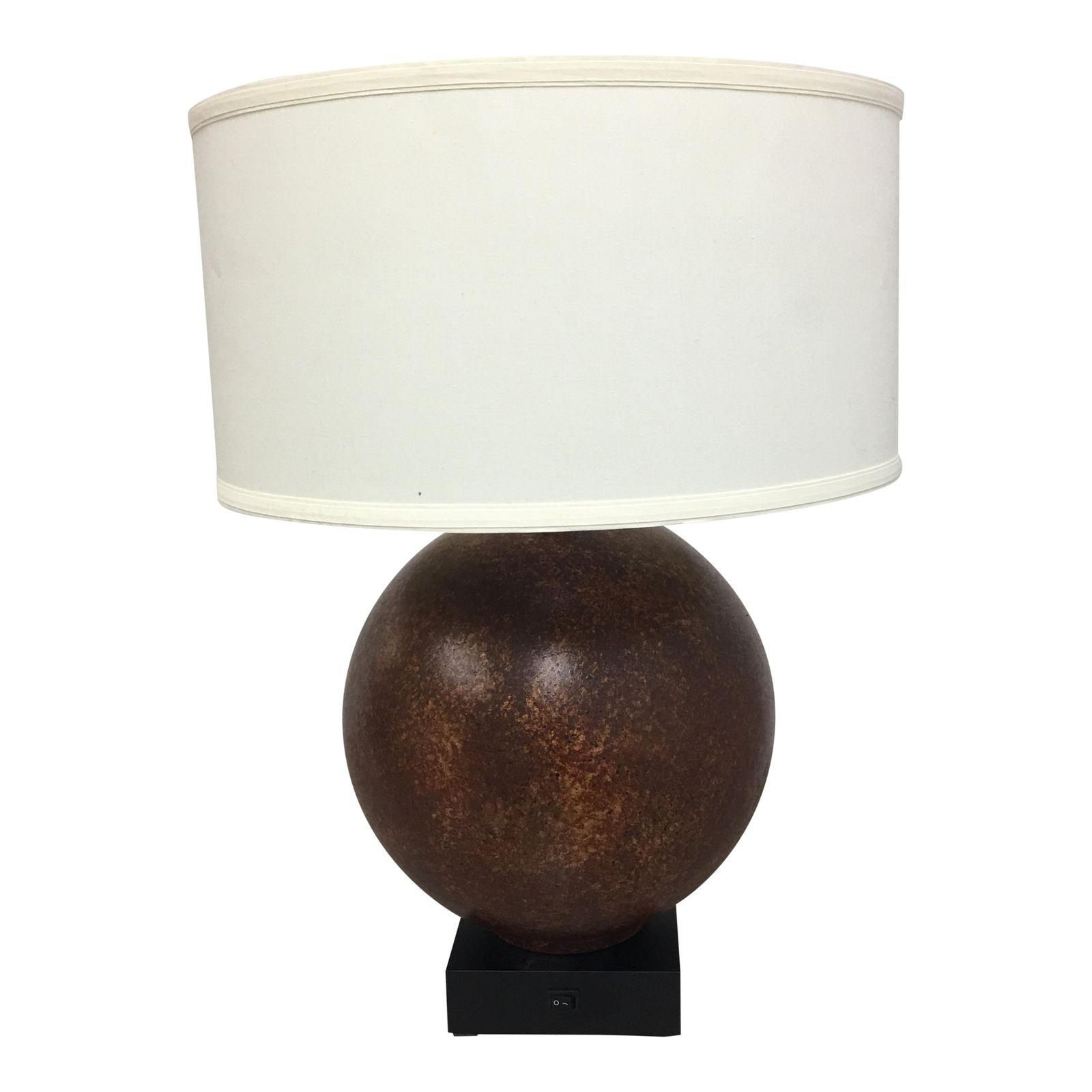 Contemporary Round Base Table Lamp Design Plus Gallery