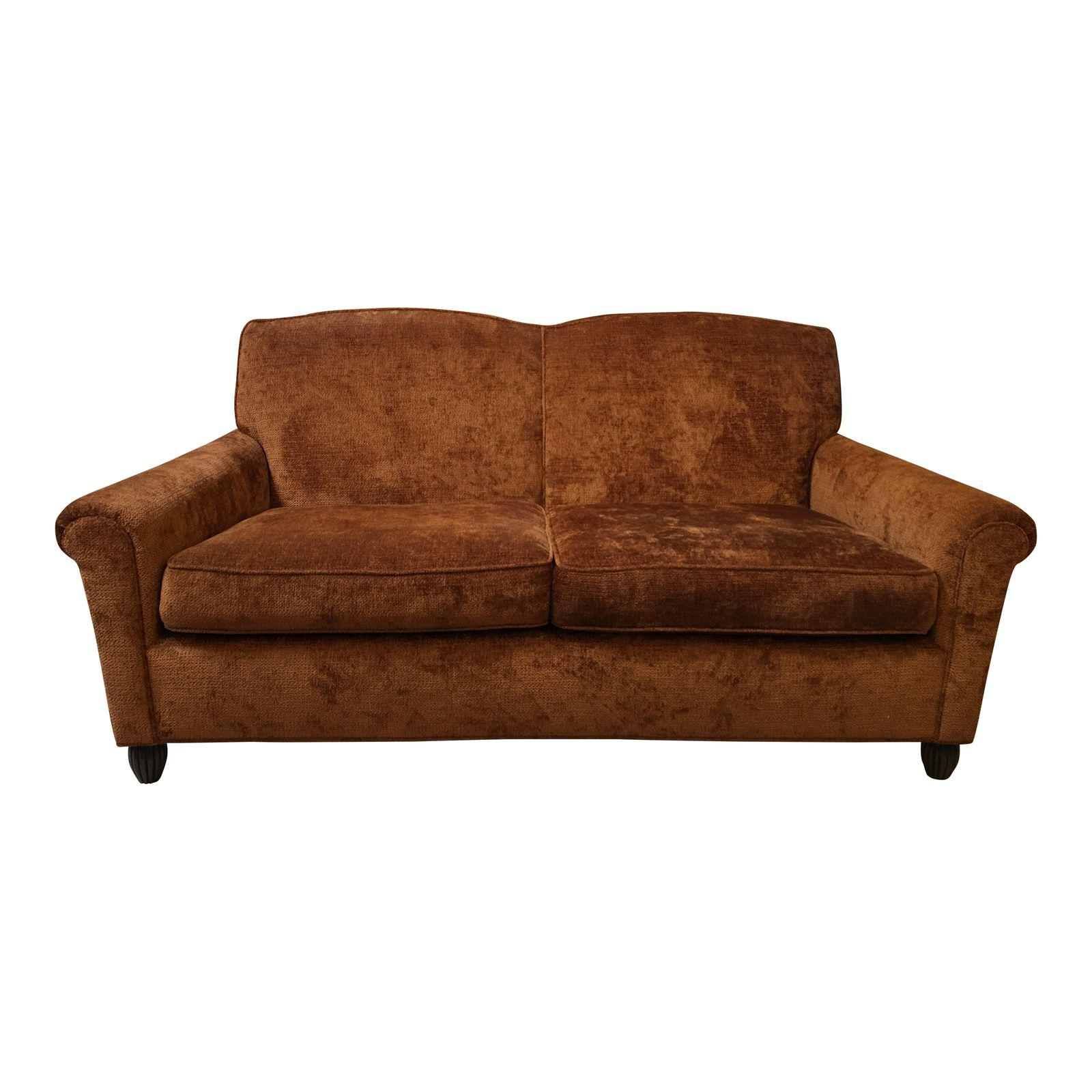 A Rudin Custom Sofa Loveseat Original Price 6 000 00