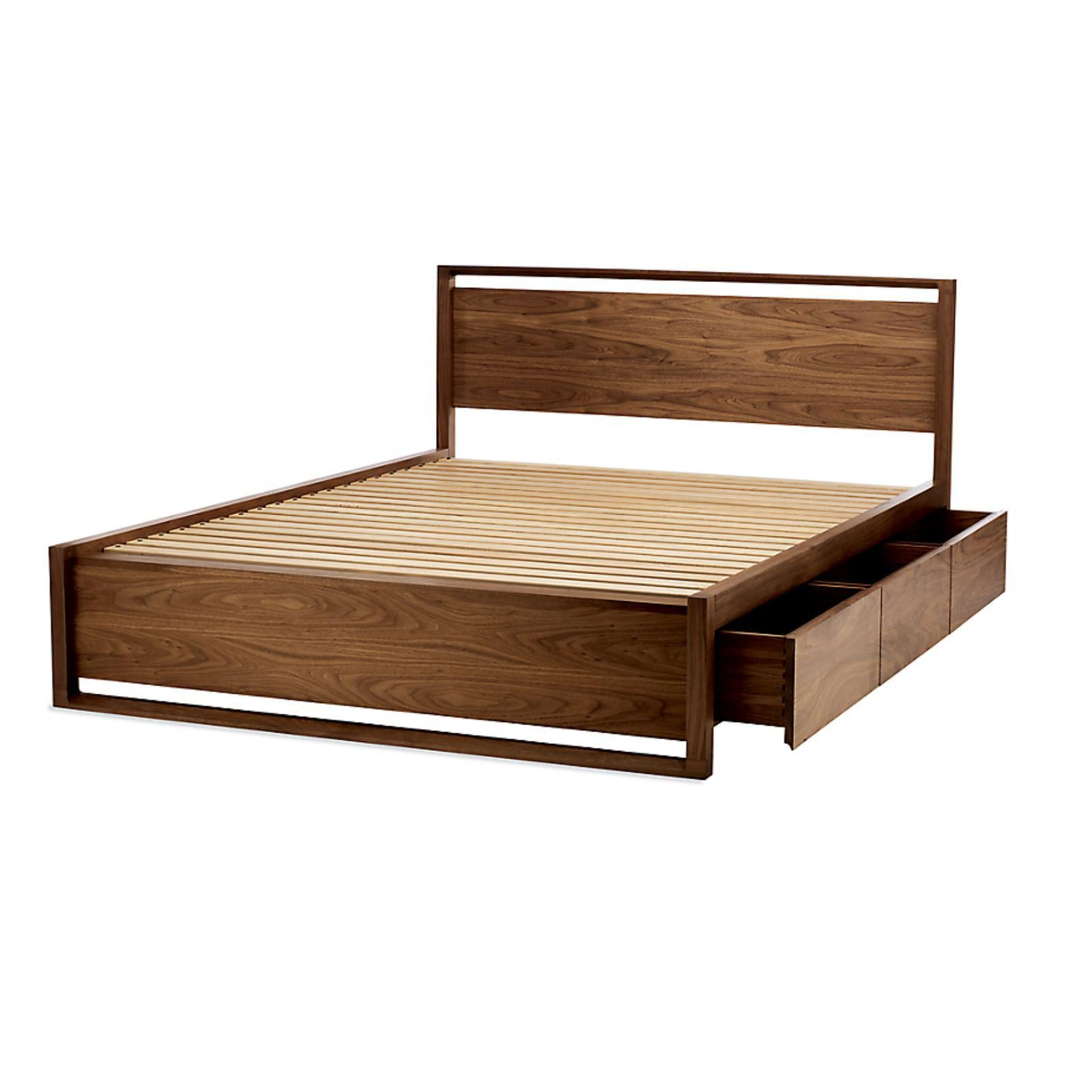 Design Within Reach Cal King Matera Storage Bed Original Price