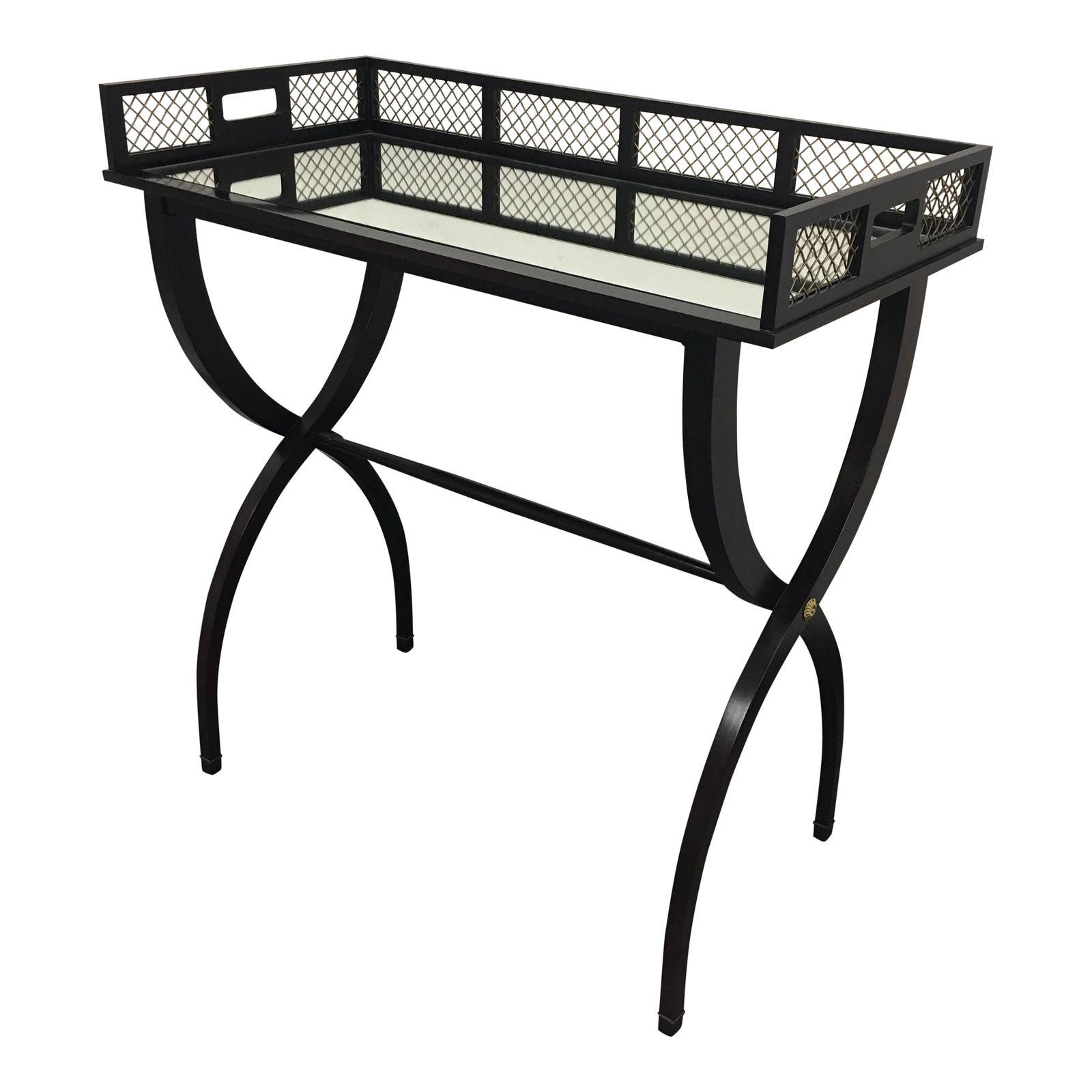 Barbara Barry For Baker Drinks Tray Table Original 6 000 00 Design Plus Gallery