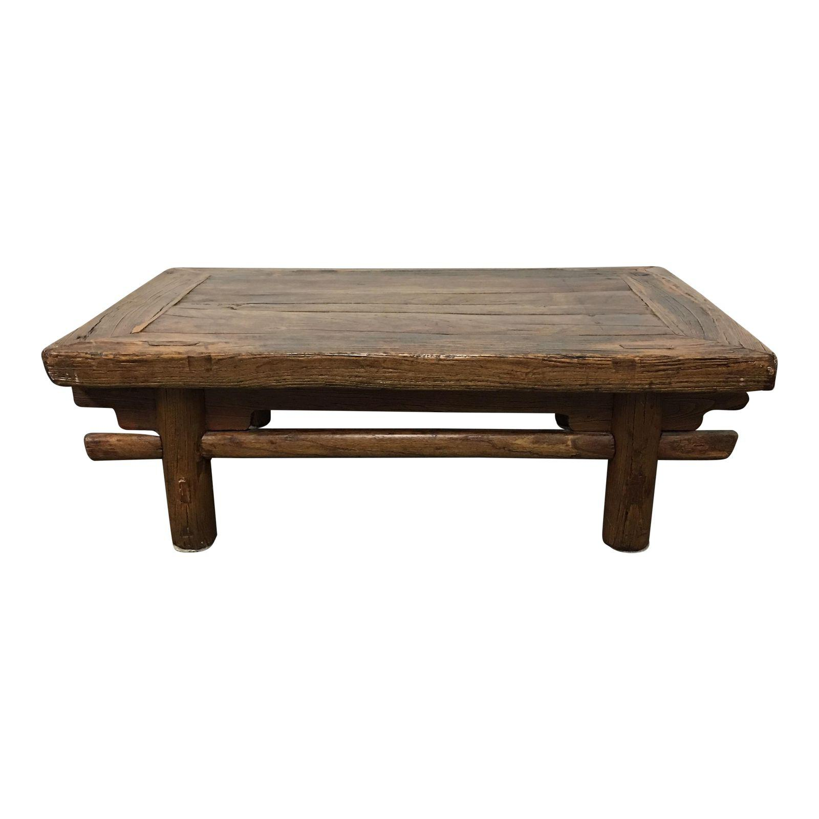 Antique Asian Low Coffee Table Design Plus Gallery