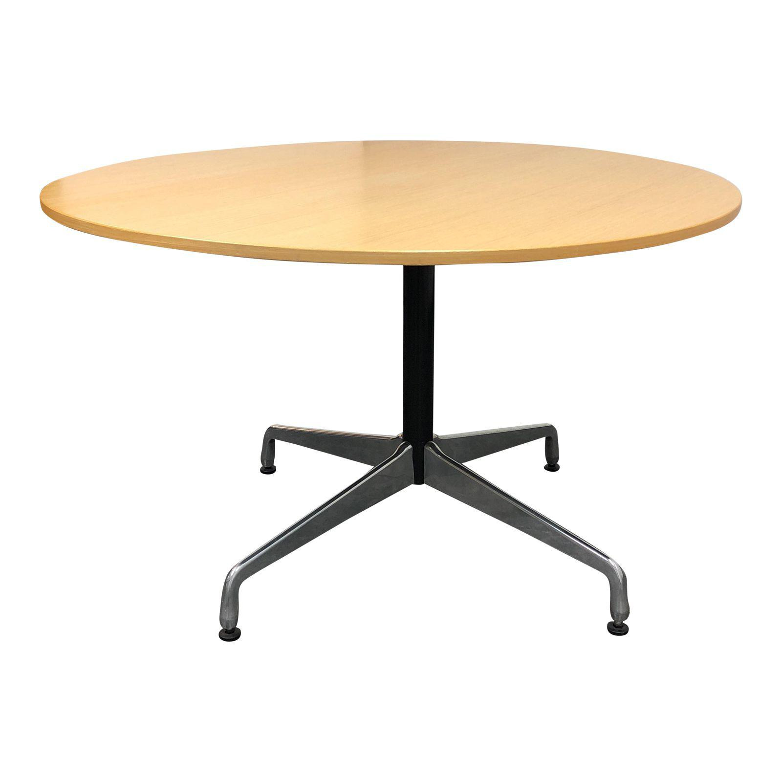 Herman Miller Eames 48 Round Dining Table Design Plus Gallery