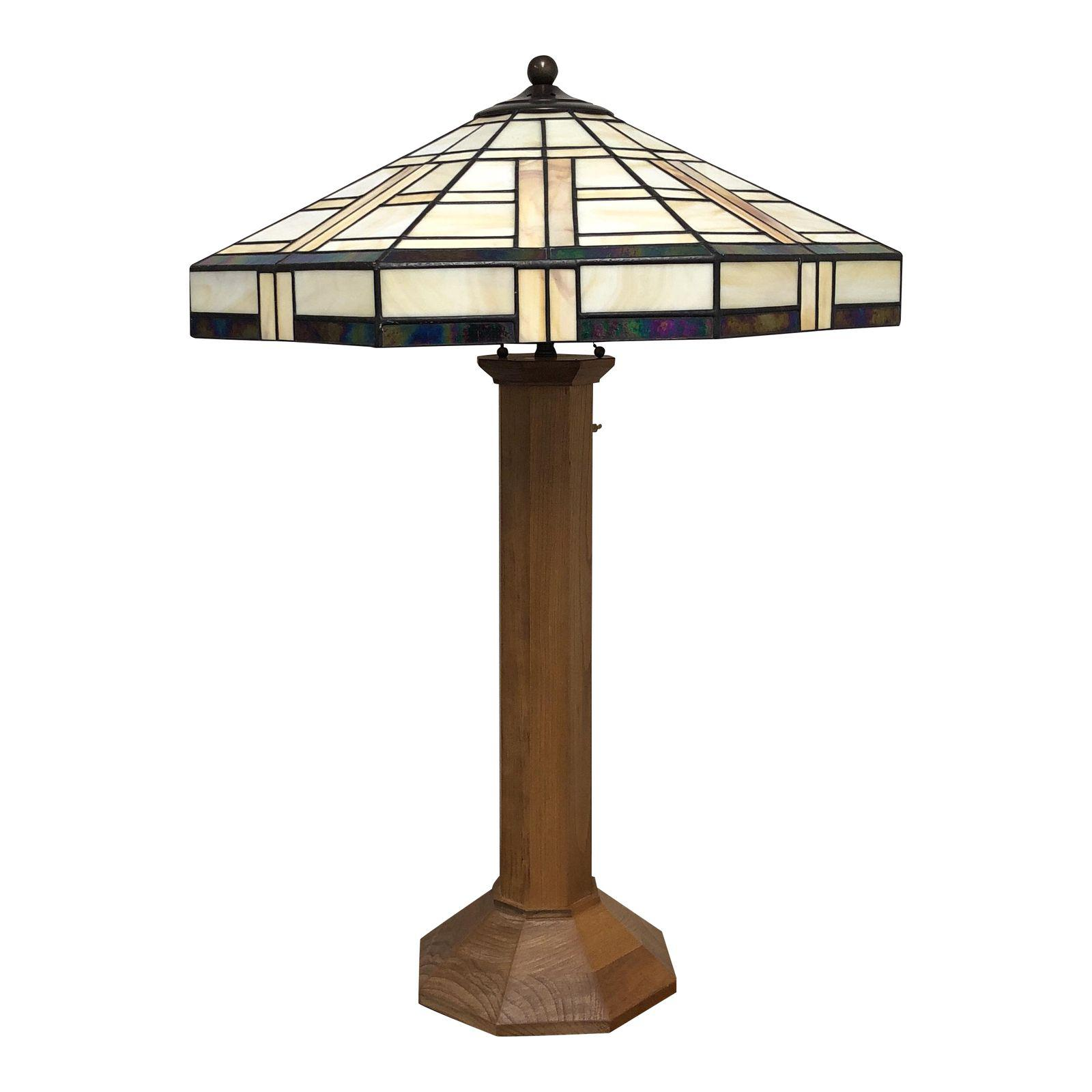 Stickley Mission Collection Table Lamp - Design Plus Gallery