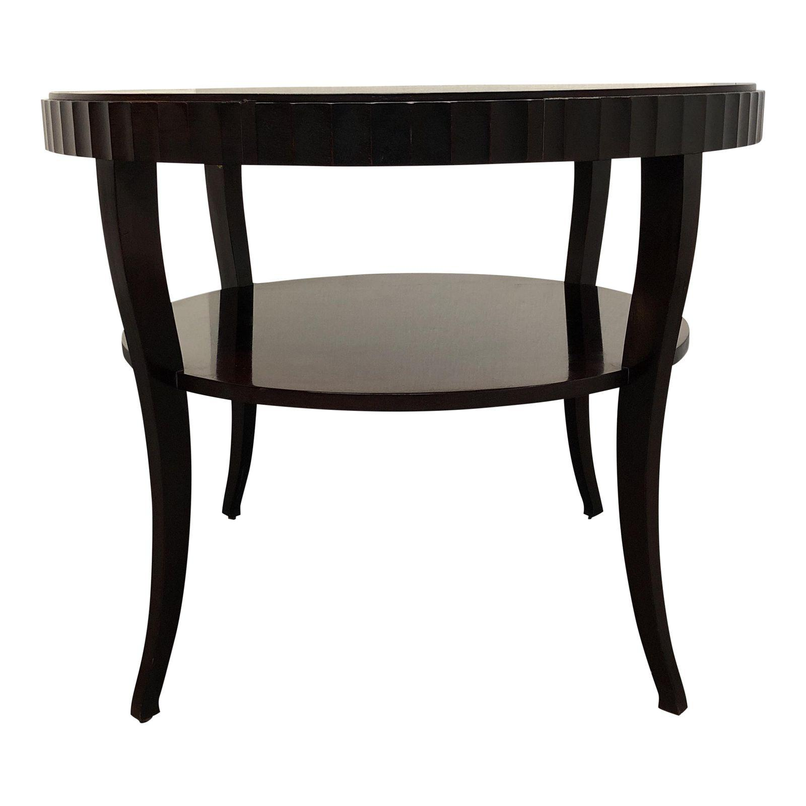 Superbe Baker Furniture Barbara Barry Side/Entry Table