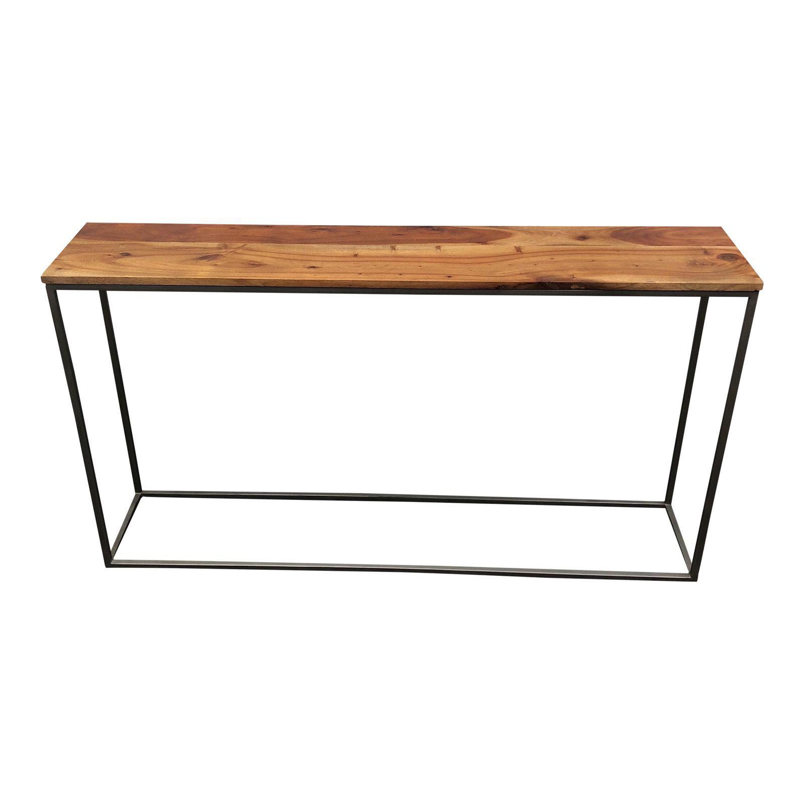 Cb2 Frame Work Console Table 0982 Design Plus Gallery