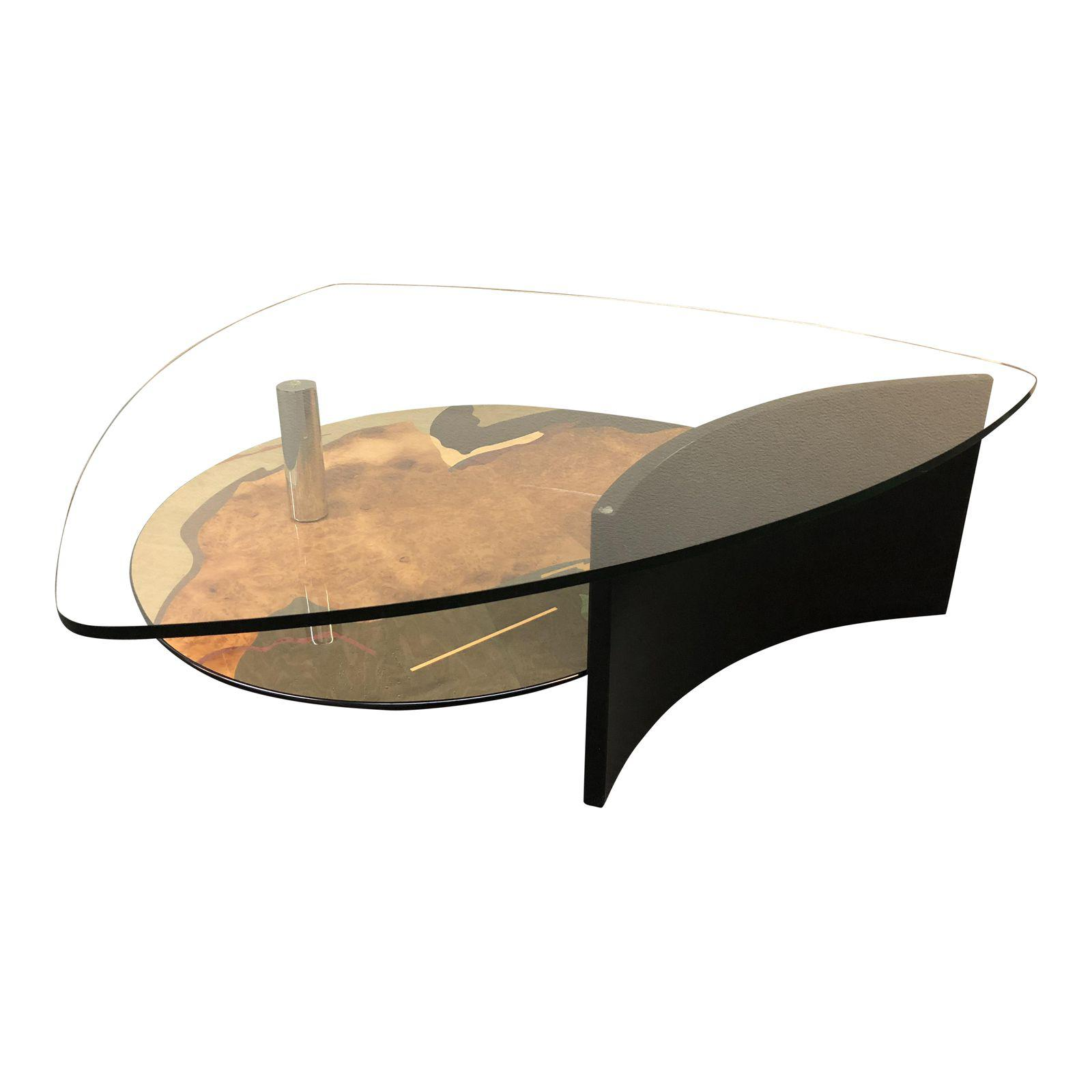 Exotic Glass Coffee Tables