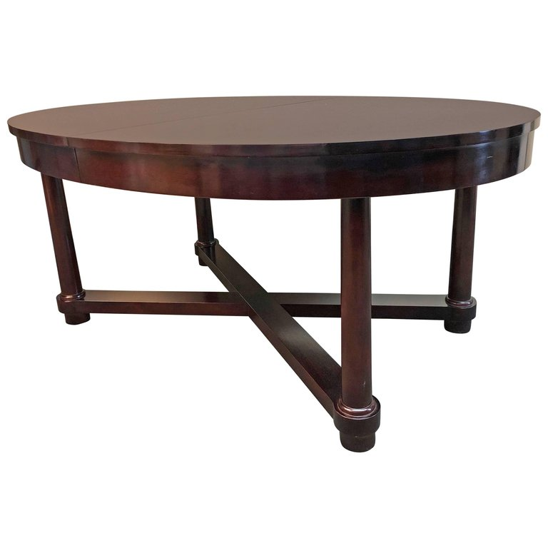 Baker Furniture Barbara Barry Oval Dining Table Original Price