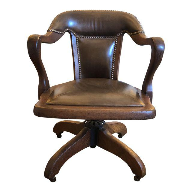 leather antique wood office chair leather antique. Leather Antique Wood Office Chair R