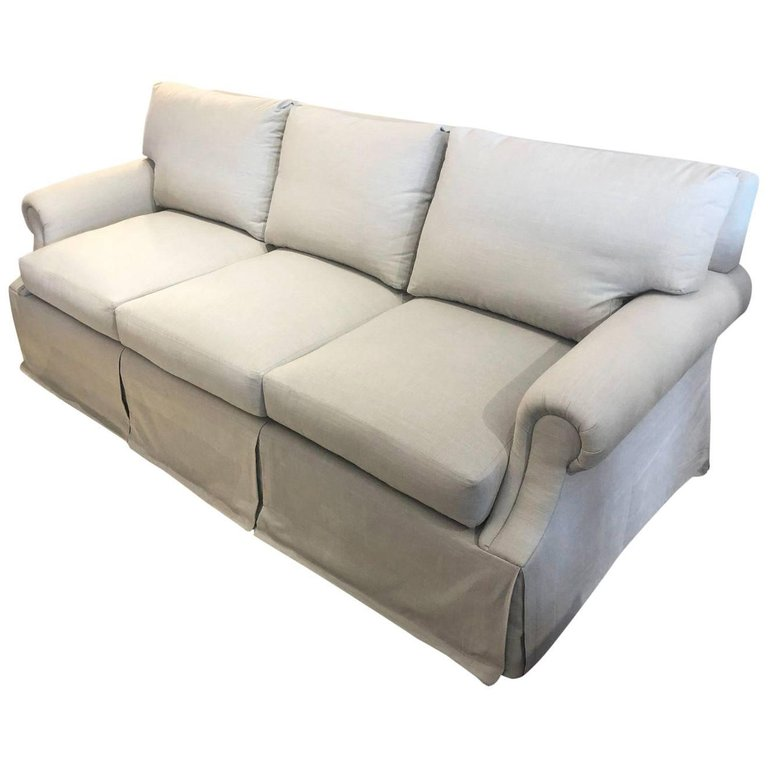 NEW Beverly Company Flintridge Sofa Original Price 484848 Awesome Master Design Furniture Company