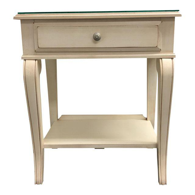 Ethan Allen Swedish Home Side Table 1482