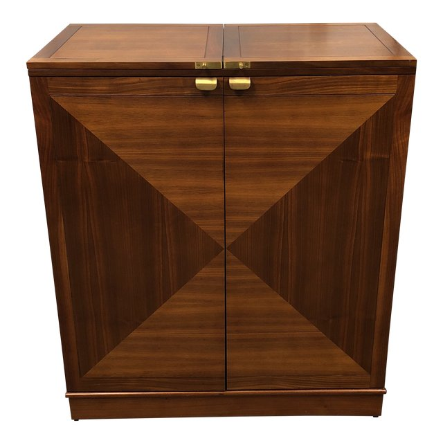 Crate U0026 Barrel Maxine Bar Cabinet. Original Price: $1,600   Design Plus  Gallery