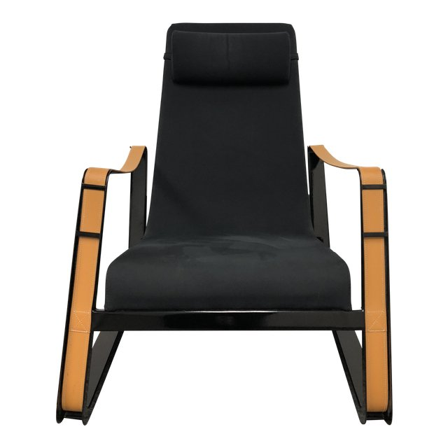 Jean Prouvé Cité Lounge Chair For Vitra. Original Price: $5,120.00   Design  Plus Gallery