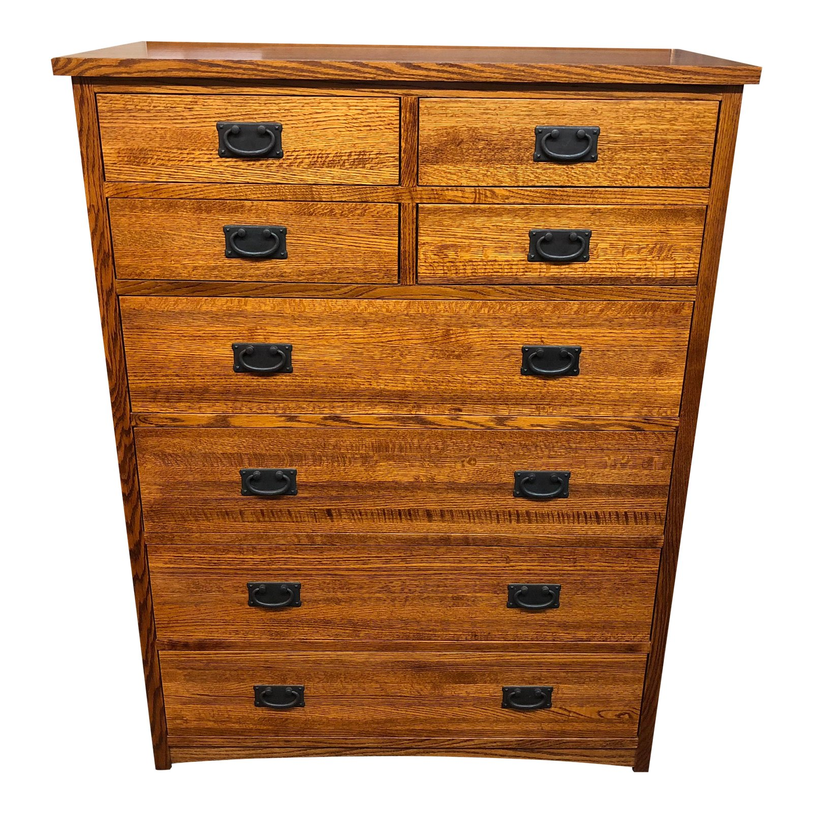 Arts And Crafts Style Michaels Furniture Oak Dresser Design Plus