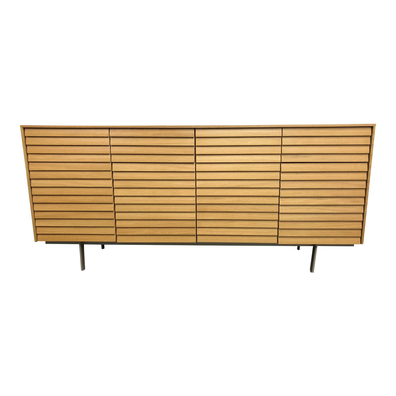 Line Credenza, Large - Design Within Reach - dwr.com