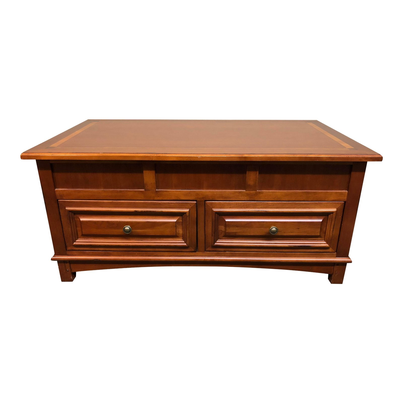 Drexel Heritage Bungalow Collection Coffee Table