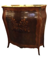 antique-marble-topped-viennese-commode-8113