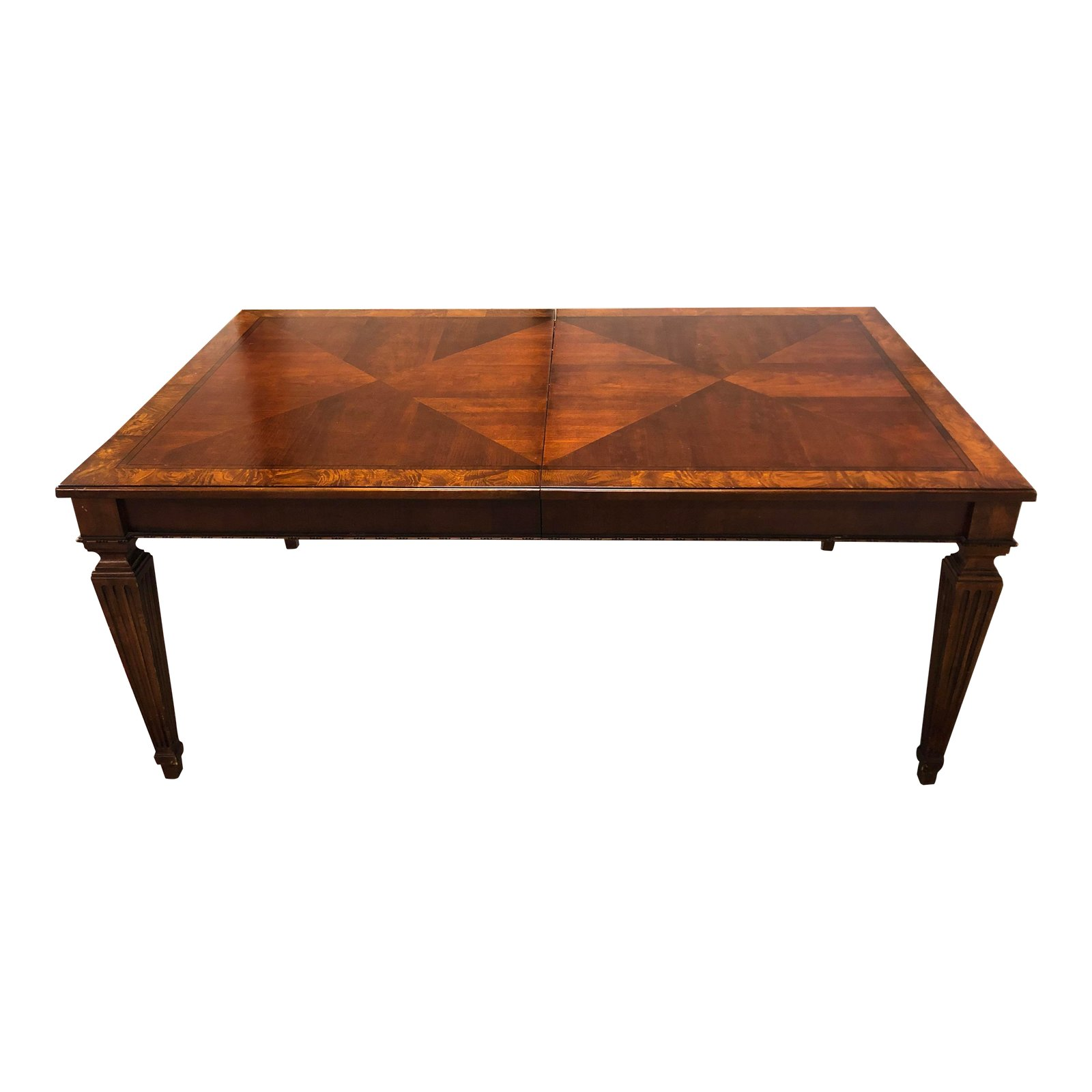 Ethan Allen Goodwin Dining Table, Ethan Allen Dining Room Tables