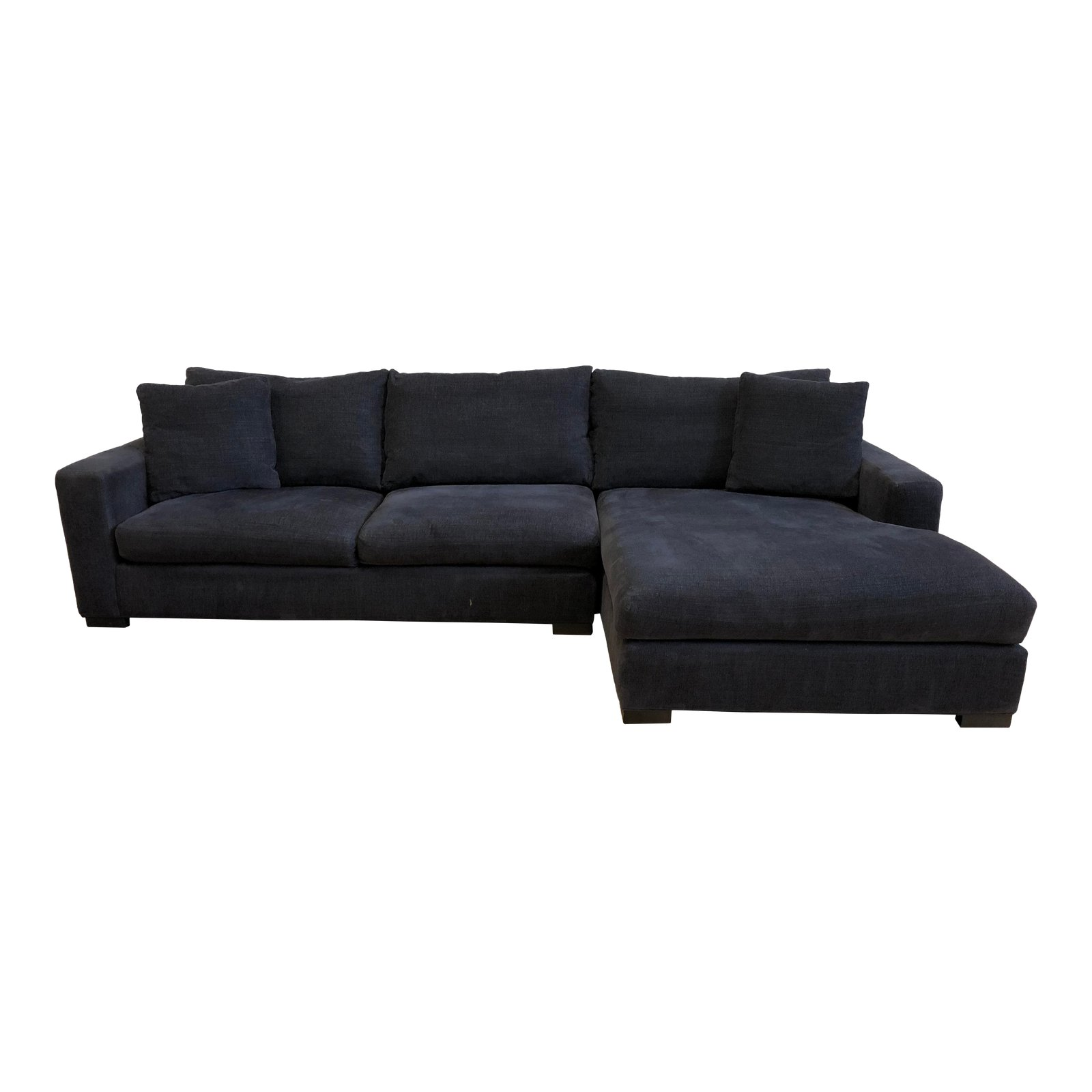 Room Amp Board Metro Right Chaise Sectional Original Price