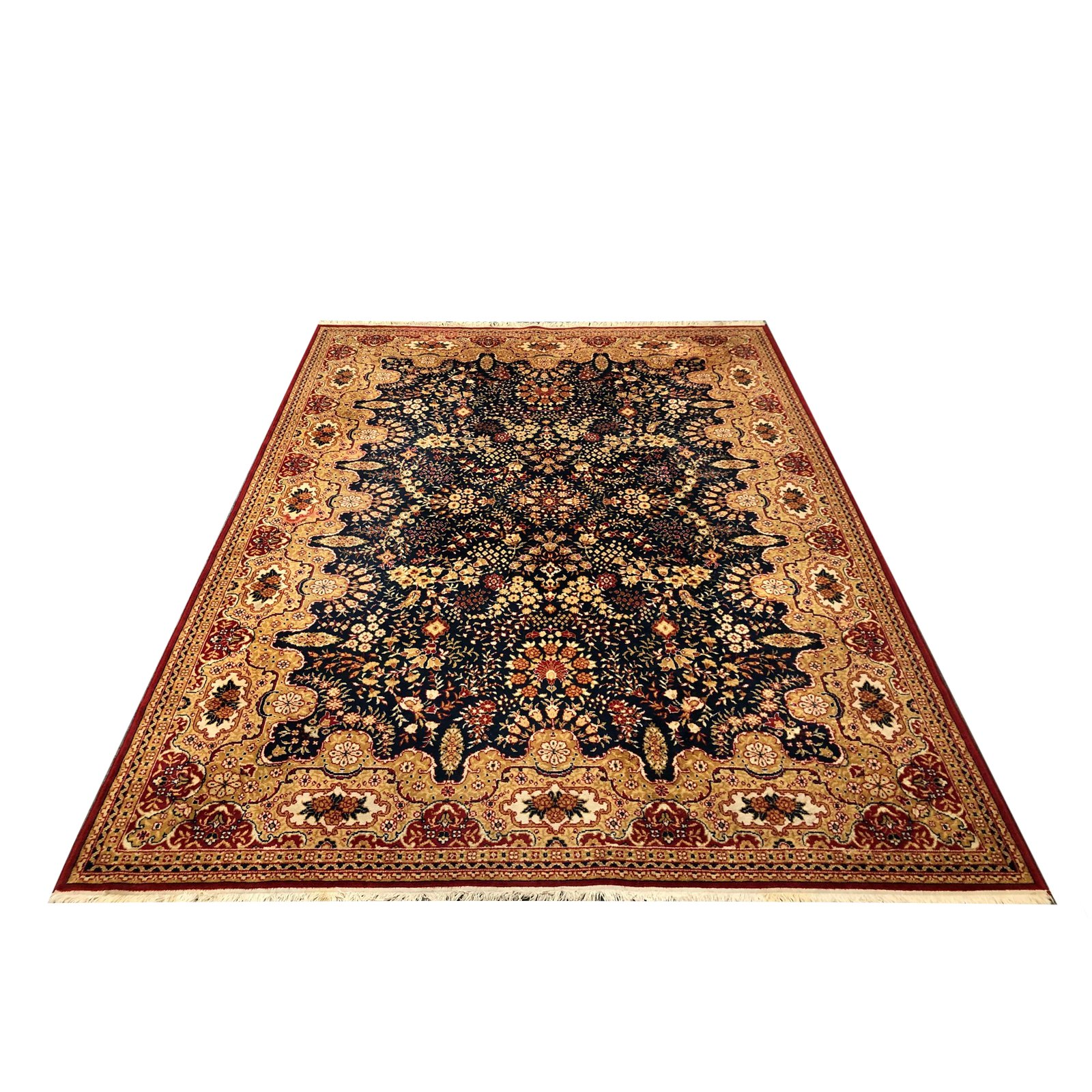 Sarouk Style Rug By A. Leon & Sons