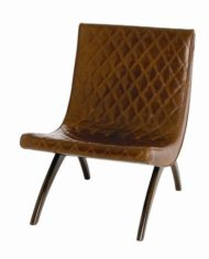 Arteriors-2596.6740-Danforth-31-Inch-Tall-Wood-Framed-Leather-Chair