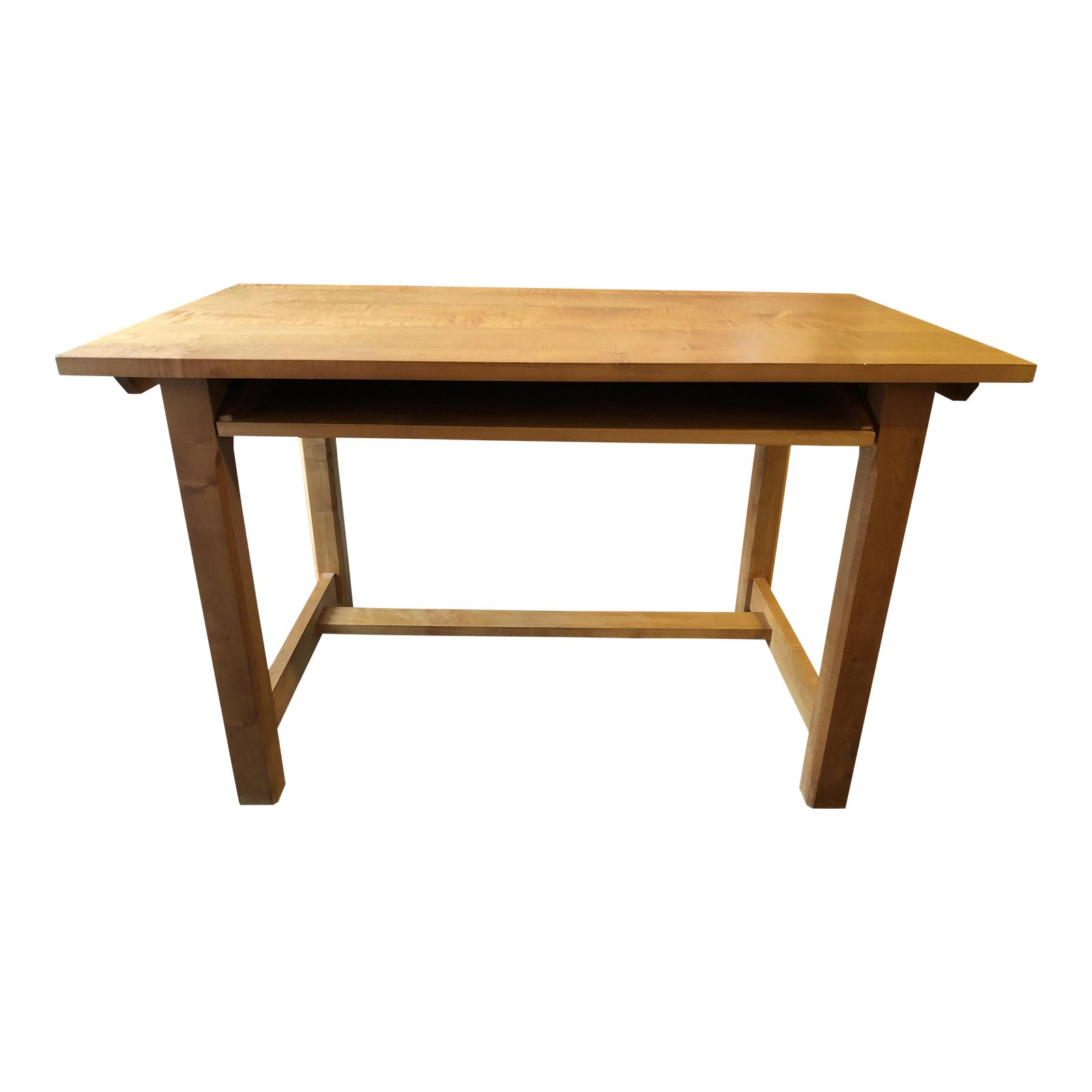 Compact Office Desk From Crate Barrel