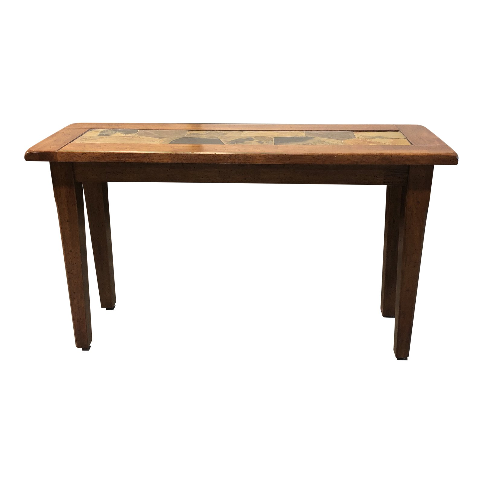 Wood Stone Console Table Design Plus Gallery