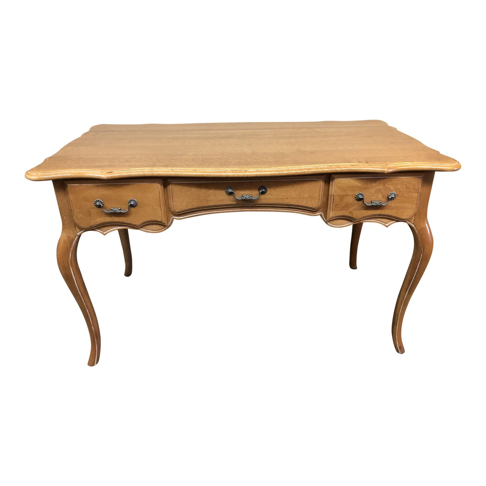 Ethan Allen French Country Writing Desk Sold
