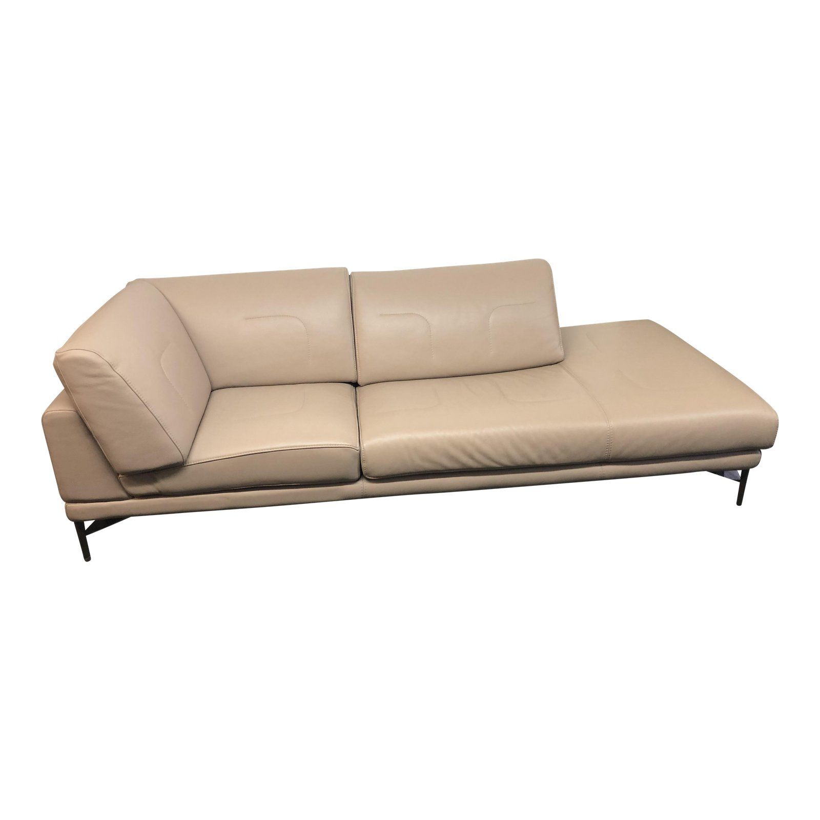 Cool Roche Bobois Utopic Chaise Sofa Original Price 5 951 Ocoug Best Dining Table And Chair Ideas Images Ocougorg