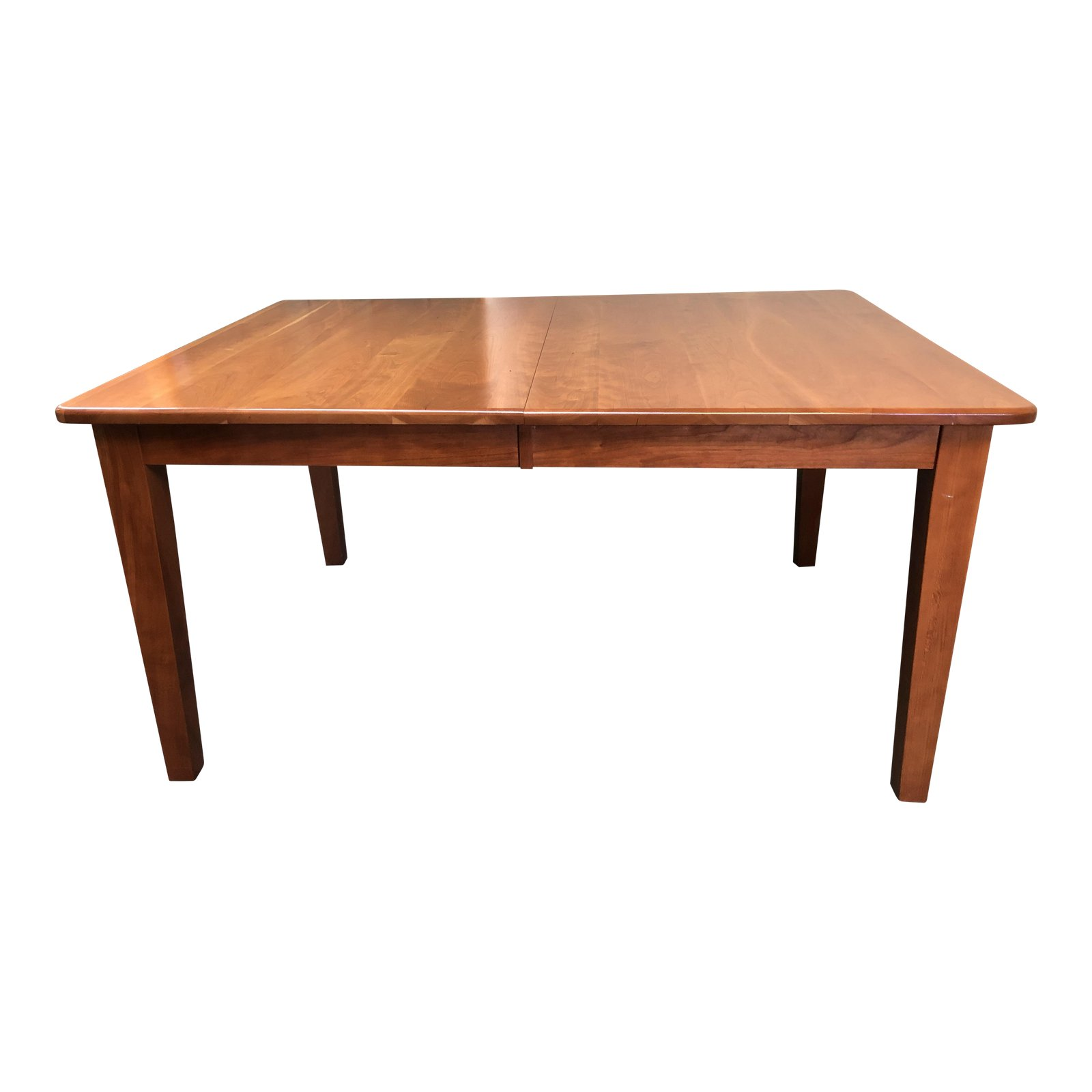 Solid Cherry Shaker Dining Table by Lancaster Legacy ...