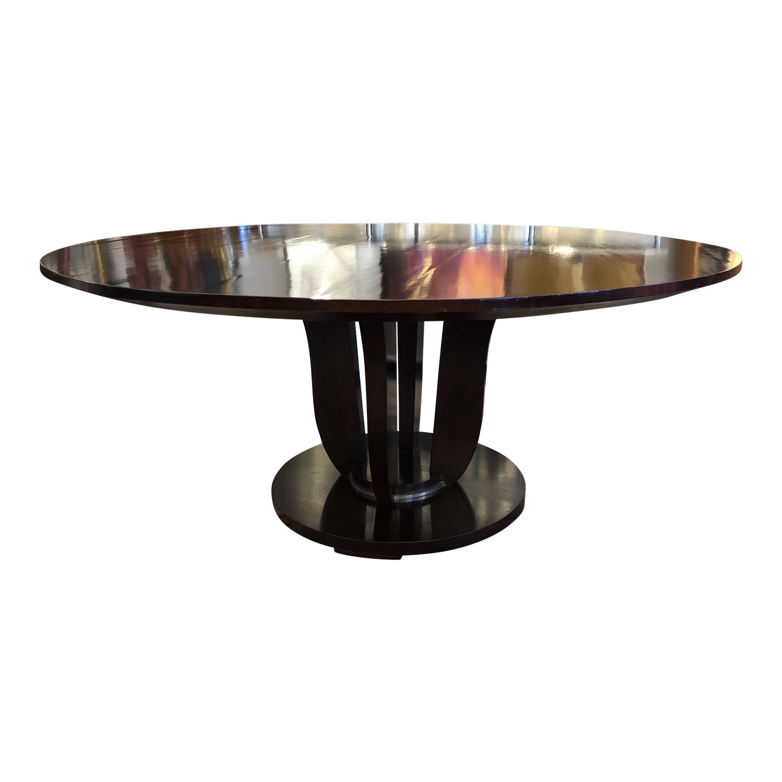 Barbara Barry Gueridon Dining Table By Baker Furniture Original Price 6 397