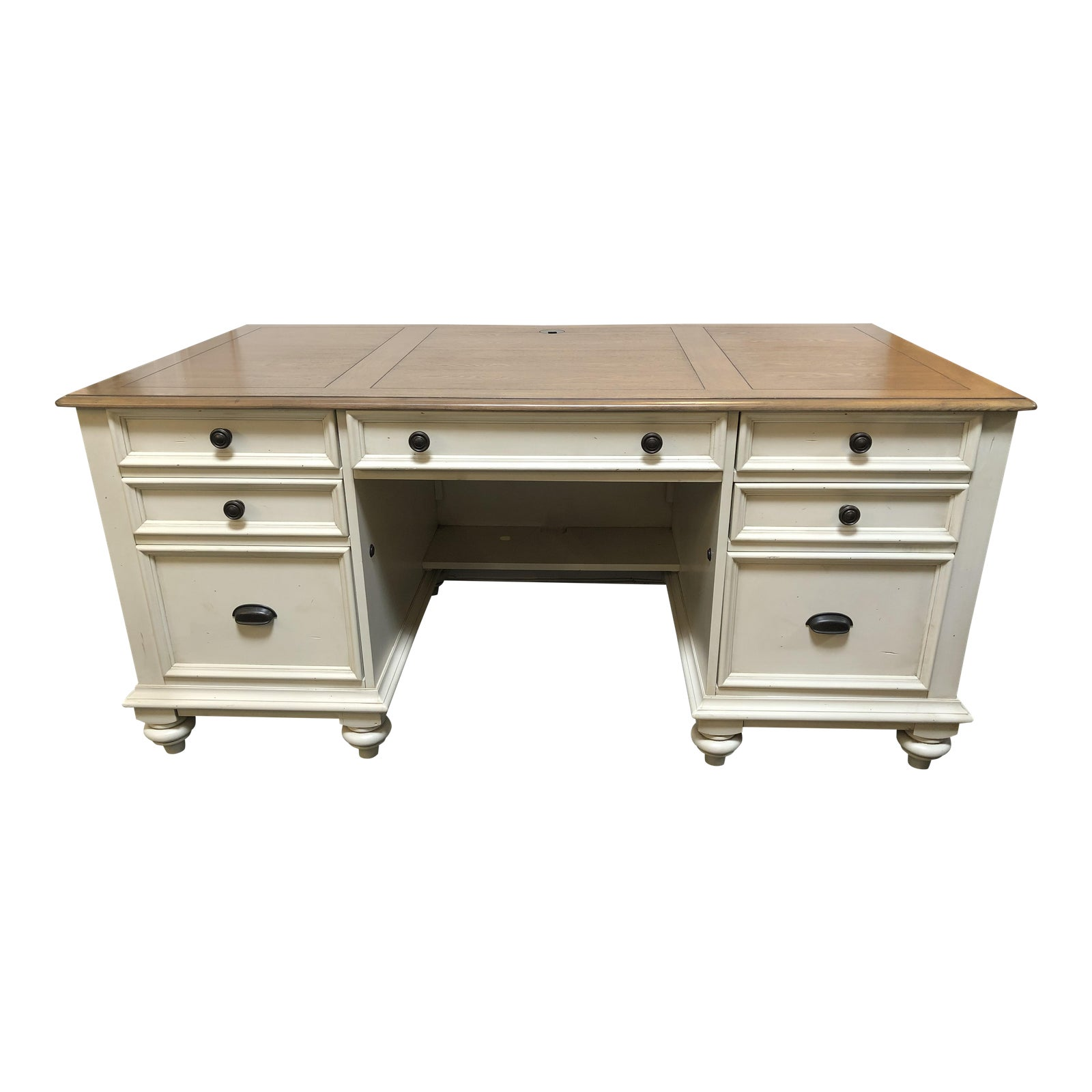 Prime Coventry Executive Desk By Riverside Furniture Design Plus Home Interior And Landscaping Palasignezvosmurscom