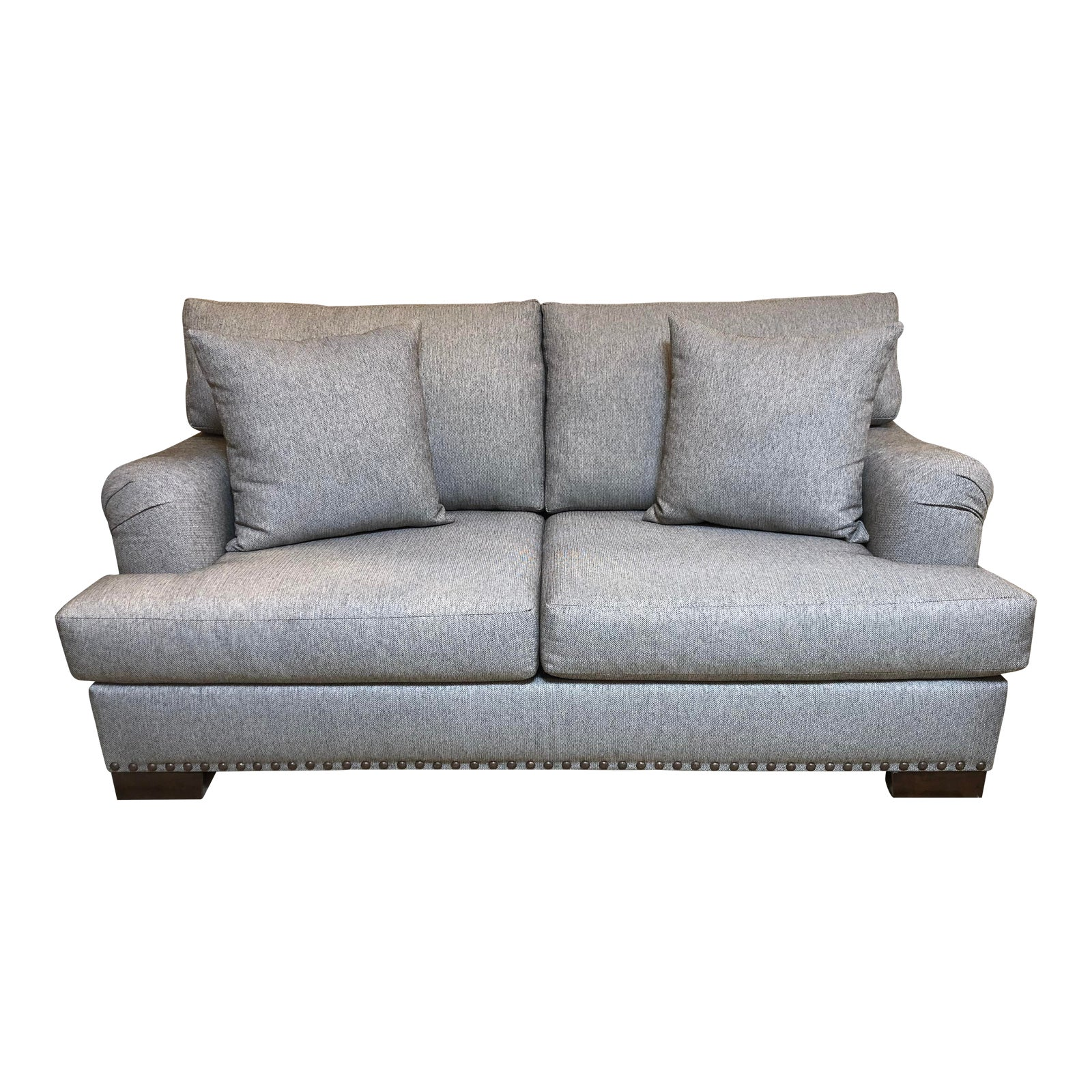 New custom apartment size sofa by california sofa - Best sectionals for apartments ...