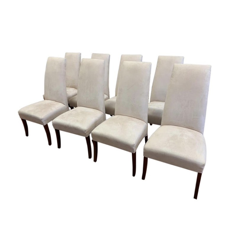 Terrific Contemporary Set Of Eight Dining Chairs Original Price 3 200 Onthecornerstone Fun Painted Chair Ideas Images Onthecornerstoneorg