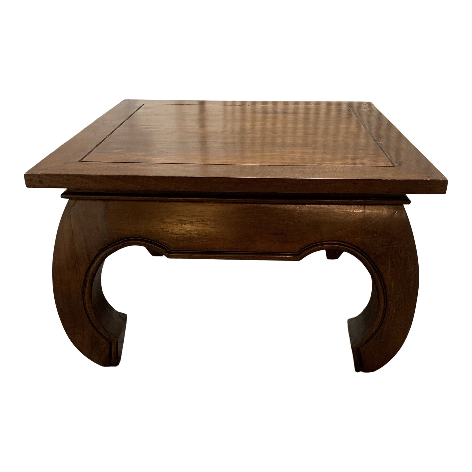 Summer Hill Asian Inspired Solid Wood Coffee Table | Design Plus Gallery