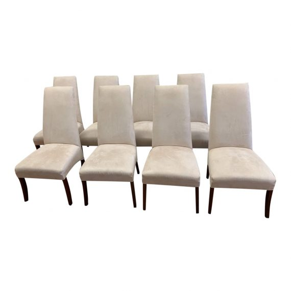 Admirable Contemporary Set Of Eight Dining Chairs Original Price 3 200 Onthecornerstone Fun Painted Chair Ideas Images Onthecornerstoneorg