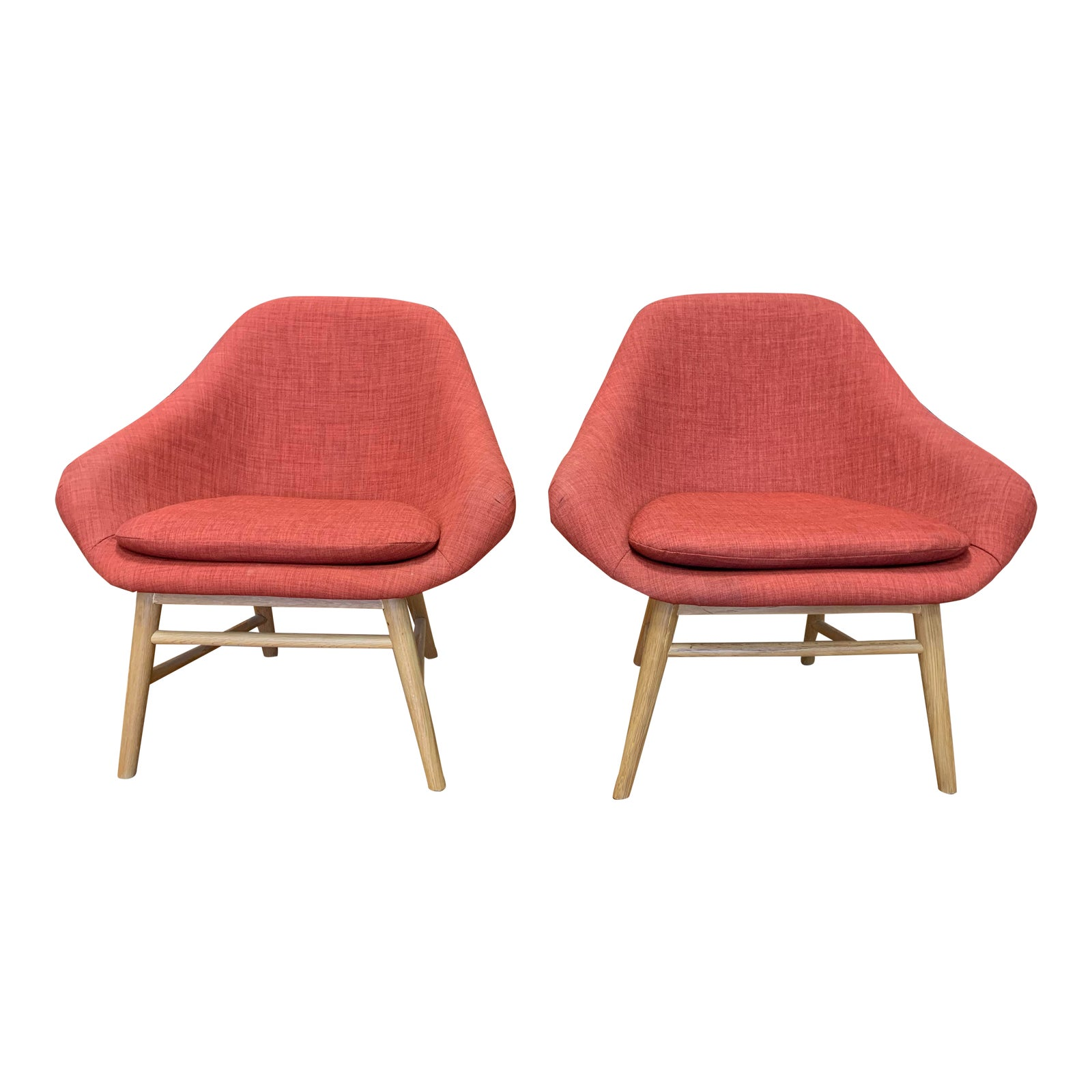 Outstanding West Elm Scoop Lounge Chair A Pair Design Plus Gallery Squirreltailoven Fun Painted Chair Ideas Images Squirreltailovenorg