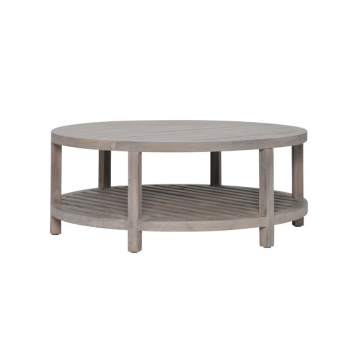 Janis Et Cie Arbor Cocktail Outdoor Coffee Table Round ...