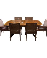 jonathan-charles-regency-pedestal-extension-table-and-baker-chair-dining-set-8718