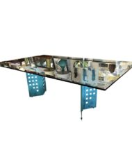 custom-contemporary-glass-metal-dining-table-4596